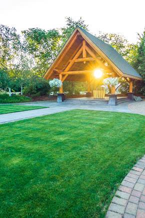 Log House Gardens in Keizer, Oregon