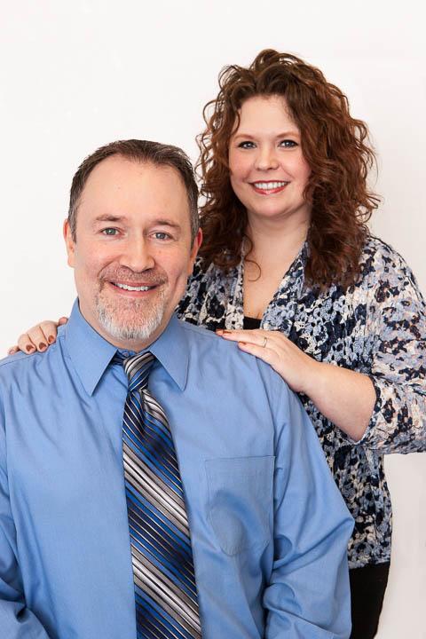 Mortgage lending team photo