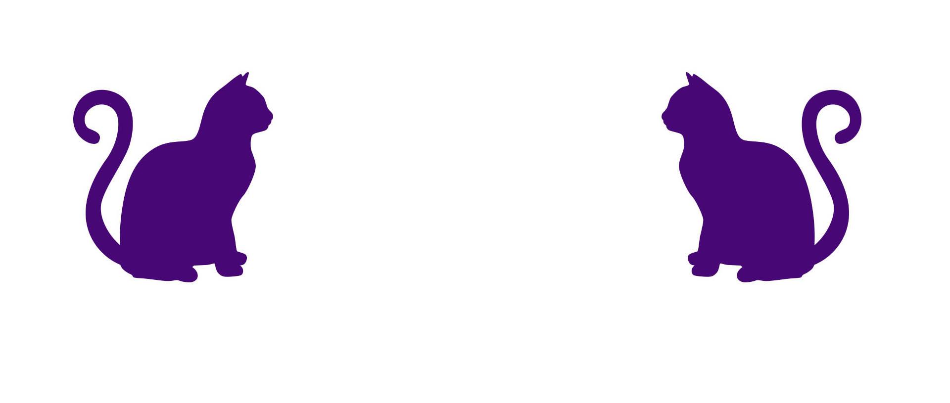 Purple cats